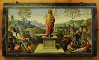 09 Perugino (1448-1523) Résurrection du Christ