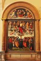 094 Ascension  (1495-98) Perugino