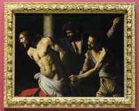 34 Flagellation - Caravage (1571-1610)